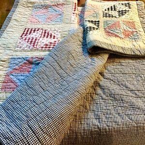 🌺 REVERSIBLE 100% Cotton Quilt Sets-4 AVAILABLE